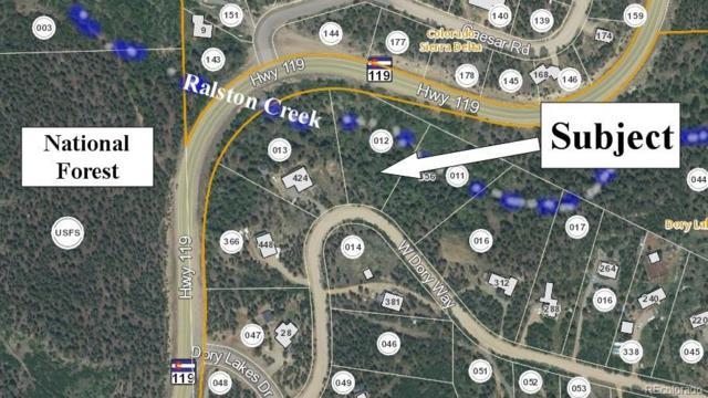 400 W Dory Way, Black Hawk, CO 80422 (#5125202) :: Compass Colorado Realty