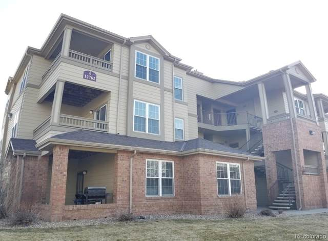 12762 Ironstone Way #301, Parker, CO 80134 (#5125208) :: The HomeSmiths Team - Keller Williams