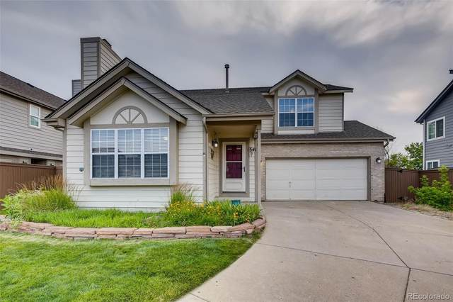 1541 Northridge Drive, Highlands Ranch, CO 80126 (MLS #5125430) :: Clare Day with Keller Williams Advantage Realty LLC