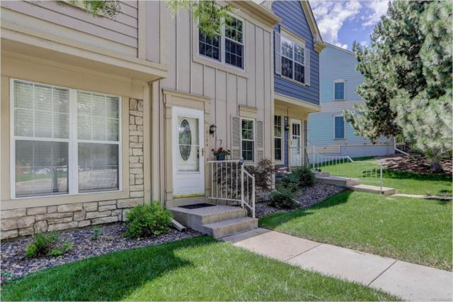 10104 W Dartmouth Avenue, Lakewood, CO 80227 (#5125437) :: The Heyl Group at Keller Williams