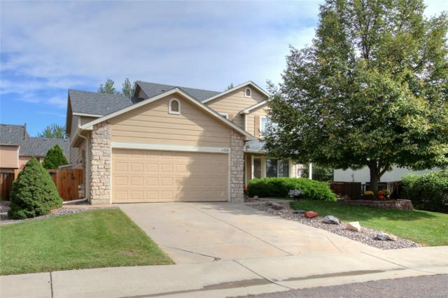 11929 W Berry Avenue, Littleton, CO 80127 (#5126081) :: The Peak Properties Group