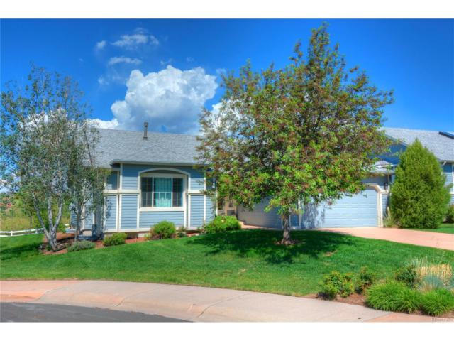 4140 Greens Drive, Colorado Springs, CO 80922 (MLS #5126399) :: 8z Real Estate