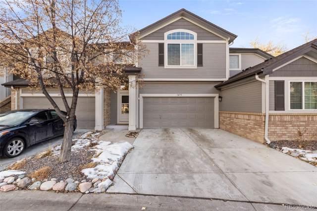 1475 S Ulster Street, Denver, CO 80231 (MLS #5126868) :: 8z Real Estate