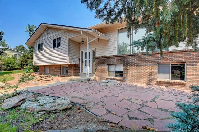 1 Lowell Drive, Castle Rock, CO 80104 (#5127843) :: The Brokerage Group