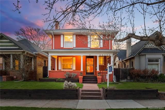 65 S Grant Street, Denver, CO 80209 (#5128548) :: Venterra Real Estate LLC