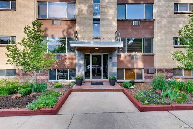 10 N Ogden Street #2, Denver, CO 80218 (#5128572) :: The DeGrood Team