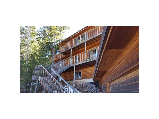 8325 S Doubleheader Ranch Road, Morrison, CO 80465 (MLS #5128883) :: 8z Real Estate