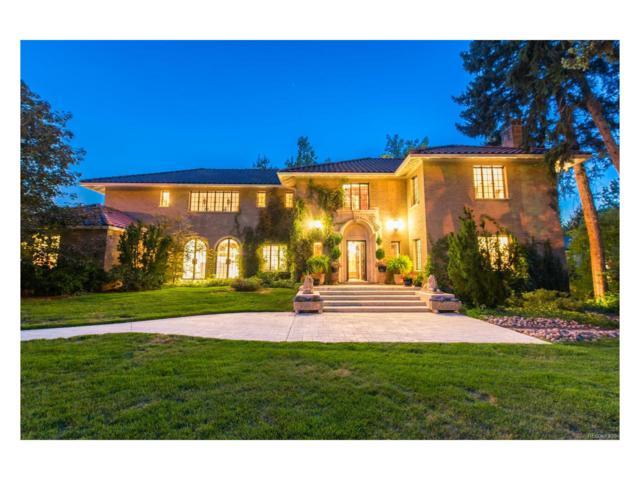 3125 E Exposition Avenue, Denver, CO 80209 (MLS #5128958) :: 8z Real Estate