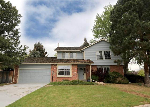 7521 S Emerson Circle, Centennial, CO 80122 (#5129156) :: 5281 Exclusive Homes Realty