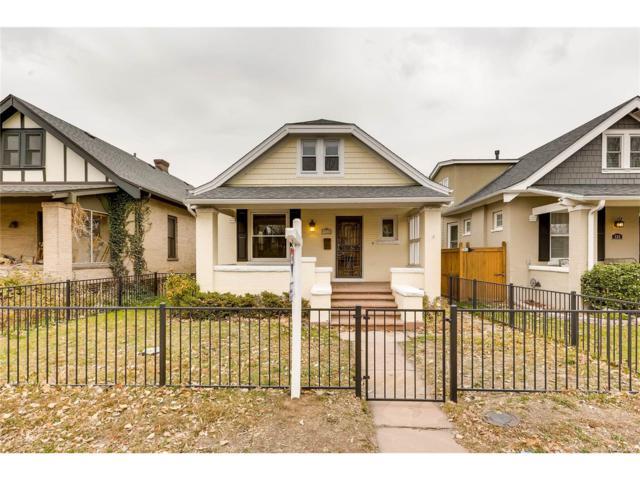 543 S Clarkson Street, Denver, CO 80209 (MLS #5129189) :: 8z Real Estate