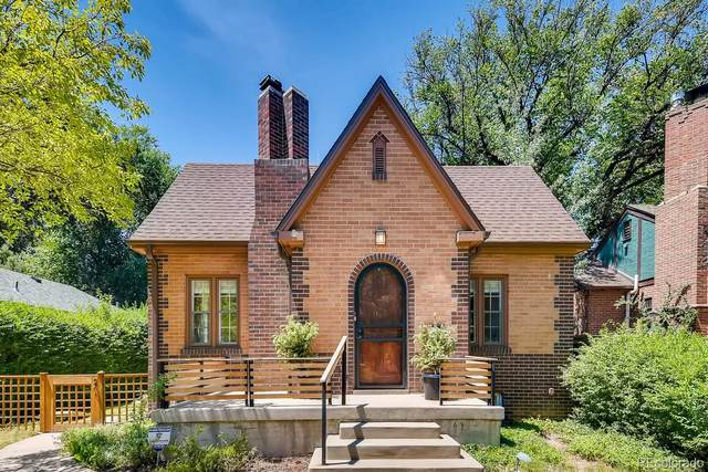 1263 Dahlia Street, Denver, CO 80220 (#5129247) :: Wisdom Real Estate