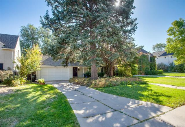 364 Dexter Street, Denver, CO 80220 (#5129284) :: The HomeSmiths Team - Keller Williams
