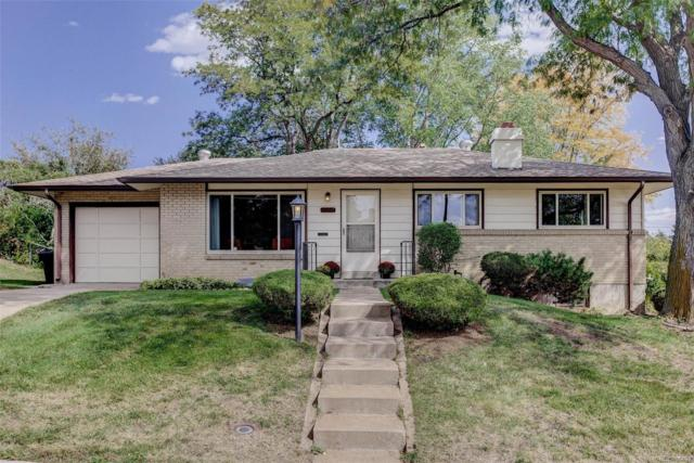2732 S Vrain Street, Denver, CO 80236 (#5129787) :: The Griffith Home Team