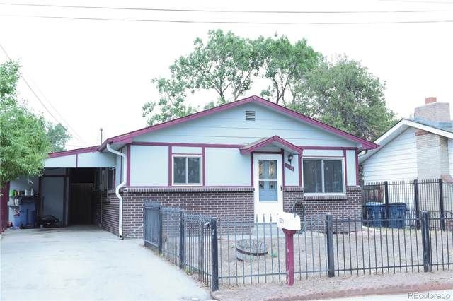 6581 E 71st Avenue, Commerce City, CO 80022 (MLS #5130020) :: 8z Real Estate