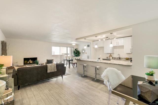 2 Adams Street #202, Denver, CO 80206 (#5130240) :: The Dixon Group