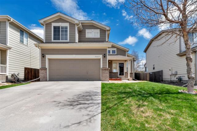 5407 Ben Park Circle, Parker, CO 80134 (#5130568) :: The Healey Group