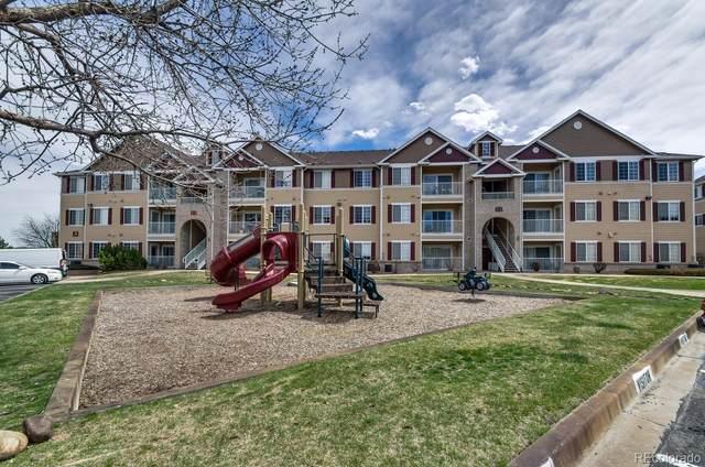 15700 E Jamison Drive #105, Englewood, CO 80112 (#5130704) :: Compass Colorado Realty