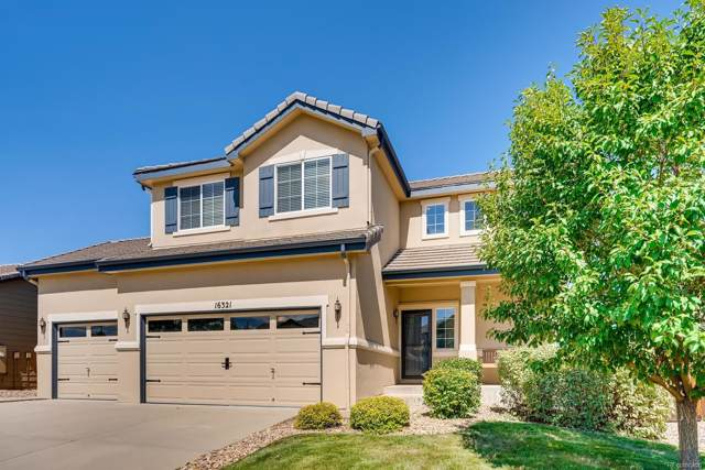 16321 E Hollow Horn Avenue, Parker, CO 80134 (#5130790) :: The Heyl Group at Keller Williams
