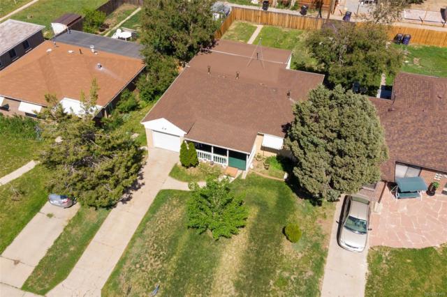 2970 Magnolia Street, Denver, CO 80207 (#5130844) :: The Heyl Group at Keller Williams