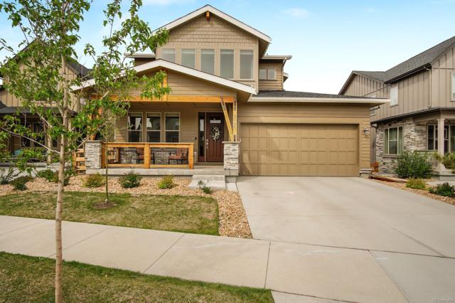 6965 S Buchanan Court, Aurora, CO 80016 (#5130892) :: The Tamborra Team
