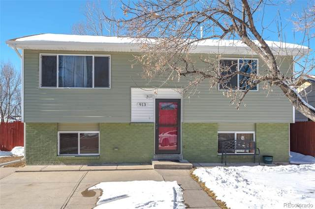 913 Cottonwood Court, Fort Lupton, CO 80621 (MLS #5131503) :: 8z Real Estate