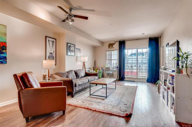 975 N Lincoln Street 3A-N, Denver, CO 80203 (#5131541) :: Wisdom Real Estate