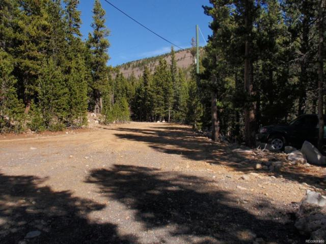 Silver Creek Rd, Idaho Springs, CO 80452 (#5131575) :: Harling Real Estate