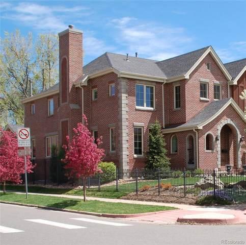 1200 S Josephine Street, Denver, CO 80210 (#5131839) :: Re/Max Structure