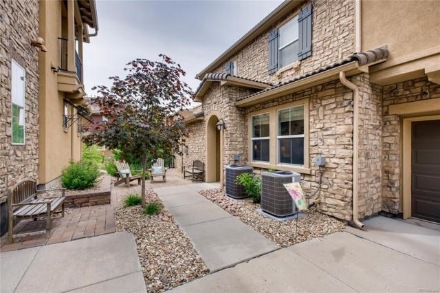 3301 Cascina Circle A, Highlands Ranch, CO 80126 (#5132368) :: Mile High Luxury Real Estate