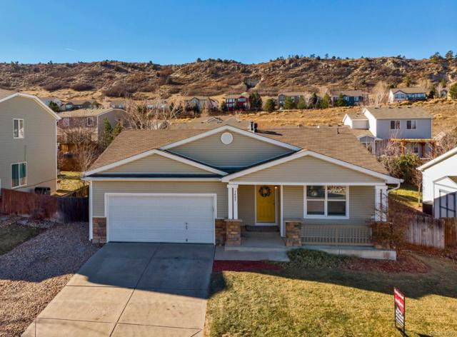 7403 Eagle Rock Drive, Littleton, CO 80125 (#5132526) :: The HomeSmiths Team - Keller Williams