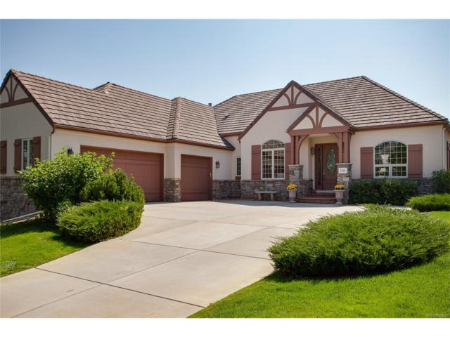 7518 Glen Ridge Drive, Castle Pines, CO 80108 (#5132698) :: The Thayer Group