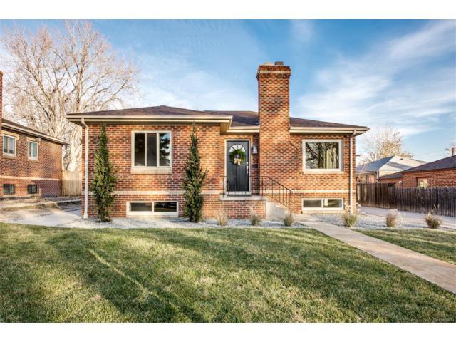 2710 Xavier Street, Denver, CO 80212 (#5132932) :: Thrive Real Estate Group