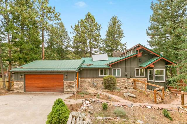 6596 High Drive, Morrison, CO 80465 (#5132953) :: 5281 Exclusive Homes Realty