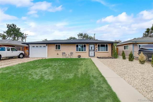 4721 Dudley Street, Wheat Ridge, CO 80033 (#5133128) :: The HomeSmiths Team - Keller Williams