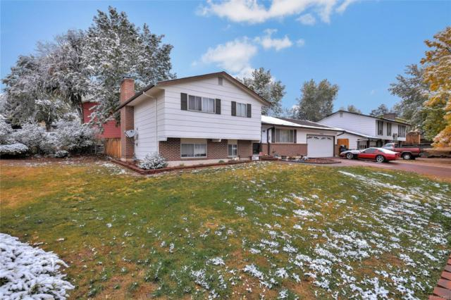 2970 El Capitan Drive, Colorado Springs, CO 80918 (MLS #5133838) :: Kittle Real Estate