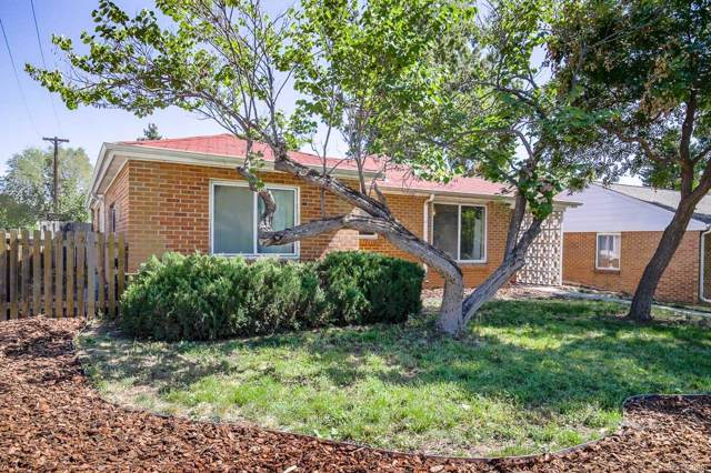 1400 S Bellaire Street, Denver, CO 80222 (#5134030) :: The Heyl Group at Keller Williams