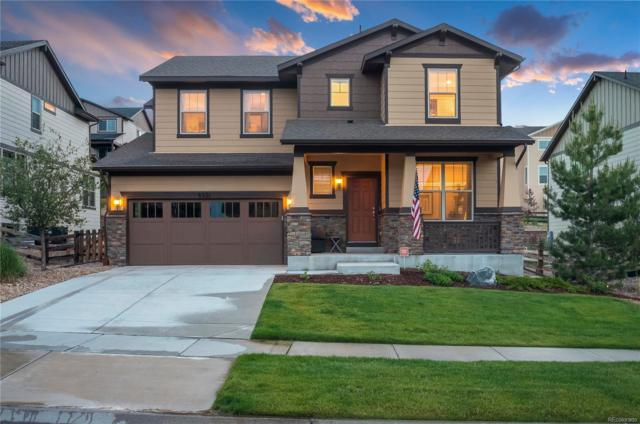 8371 Umber Street, Arvada, CO 80007 (#5134367) :: The Heyl Group at Keller Williams