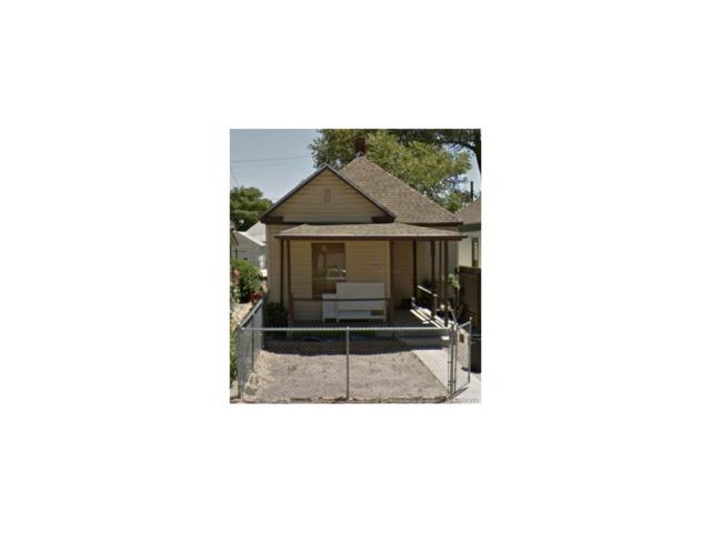 1436 Cypress Street, Pueblo, CO 81004 (MLS #5134370) :: 8z Real Estate