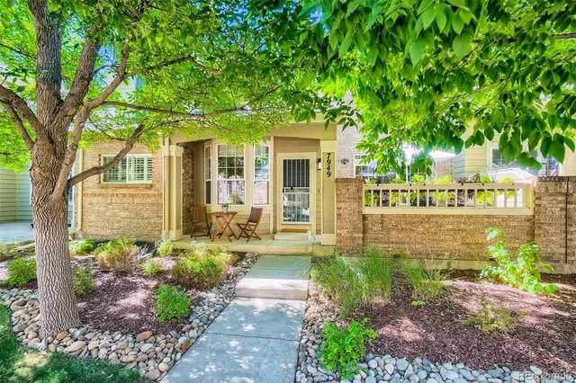 7949 E Ellsworth Avenue, Denver, CO 80230 (#5134595) :: You 1st Realty