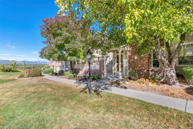 2972 W Long Drive B, Littleton, CO 80120 (#5135471) :: The DeGrood Team