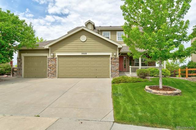 11689 Blackmoor Street, Parker, CO 80138 (#5135550) :: HomeSmart Realty Group