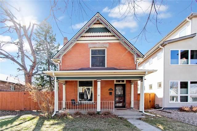 4139 Stuart Street, Denver, CO 80212 (#5135723) :: The Griffith Home Team