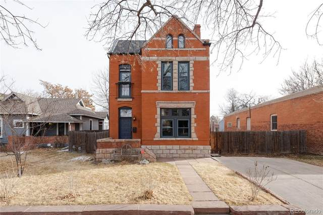 2536 N Gilpin Street, Denver, CO 80205 (#5136316) :: Colorado Home Finder Realty