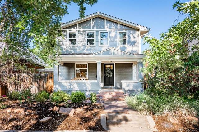 1823 S Grant Street, Denver, CO 80210 (#5137621) :: Colorado Home Finder Realty