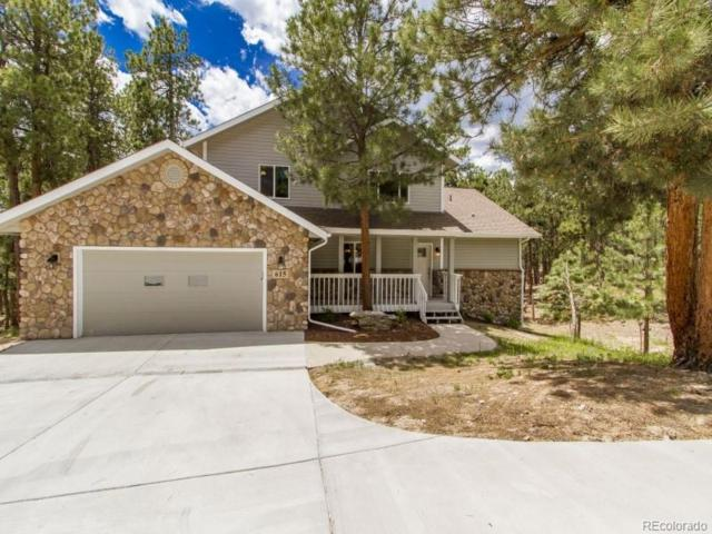 615 Cimarron Road, Monument, CO 80132 (#5137772) :: The DeGrood Team