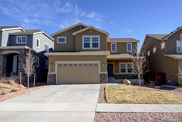 7961 Sandsmere Drive, Colorado Springs, CO 80908 (MLS #5138181) :: Neuhaus Real Estate, Inc.