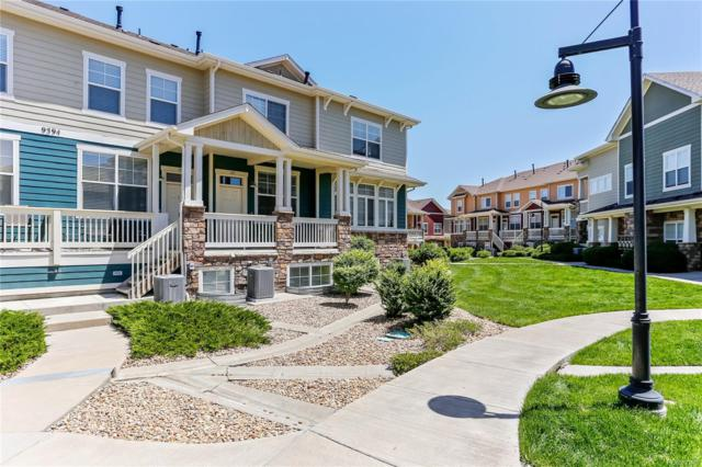 9394 Ashbury Circle #105, Parker, CO 80134 (#5138305) :: Wisdom Real Estate