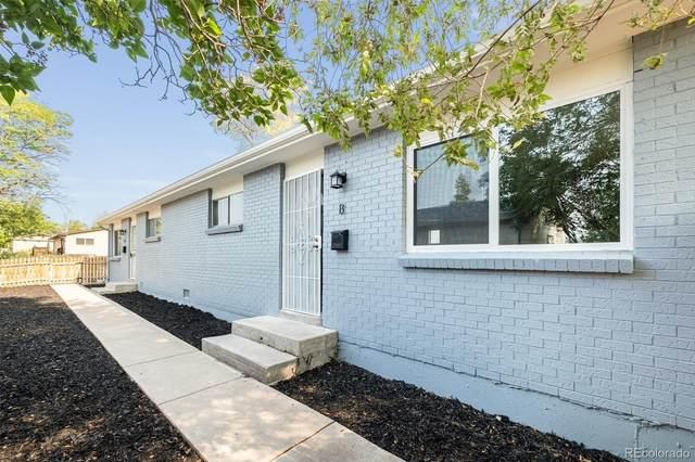 805 Newton Street B, Denver, CO 80204 (#5138345) :: Kimberly Austin Properties
