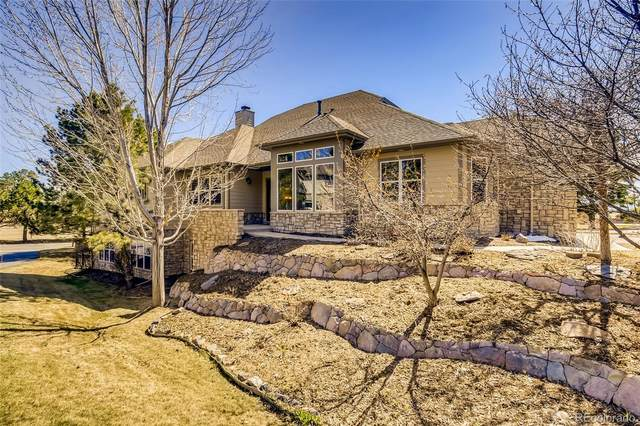 4222 Morning Star Drive, Castle Rock, CO 80108 (#5138755) :: Bring Home Denver with Keller Williams Downtown Realty LLC