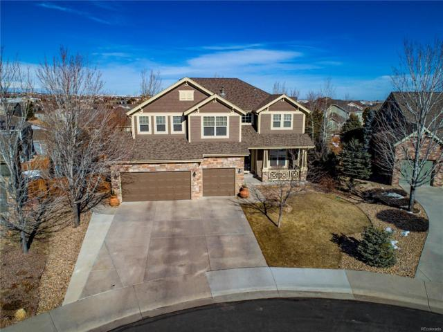 6213 Hawks Eye Court, Castle Rock, CO 80108 (#5138901) :: The Heyl Group at Keller Williams